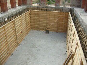 Бетон апалубка закладная из бетона